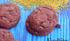 #126-Red velvet cookies
