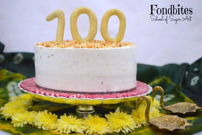 Bake Along #100 – The Celebration Cake