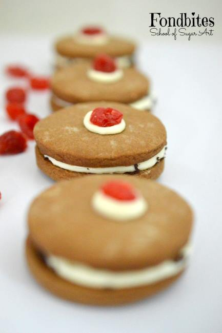 Bake Along #102 – Blackforest Cookies