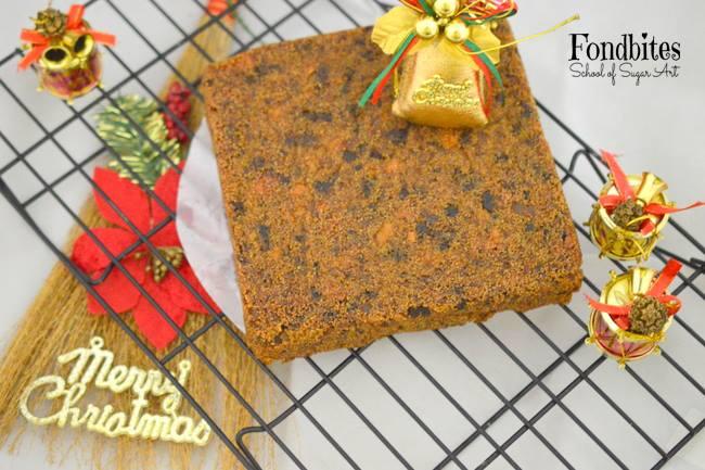 Bake Along #105 – Srilankan Rich Fruit Cake