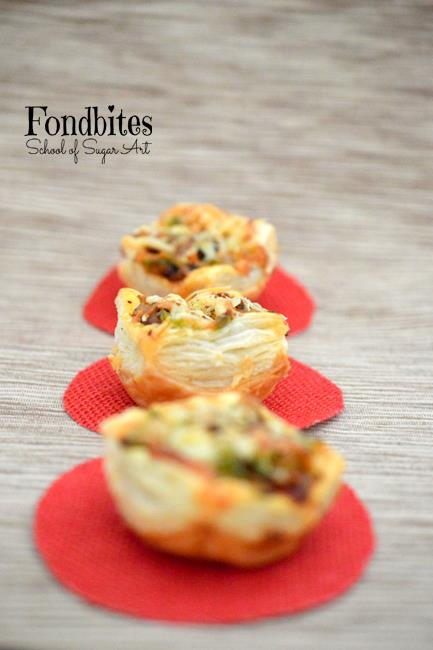Bake Along #109 – Puff Pastry Chicken Pockets