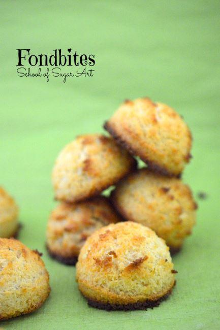 Bake Along #110 – Coconut Macaroons