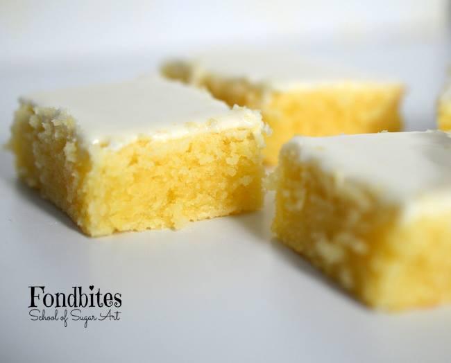 Bake Along #117 – Lemon Brownies