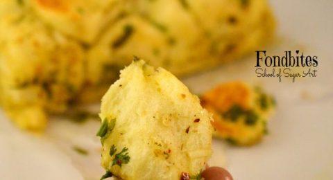 Bake Along #122 – Spiced Garlic Pull Apart Bread