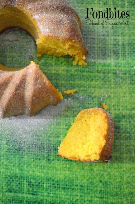 Bake Along #124 – Mango Pound Cake