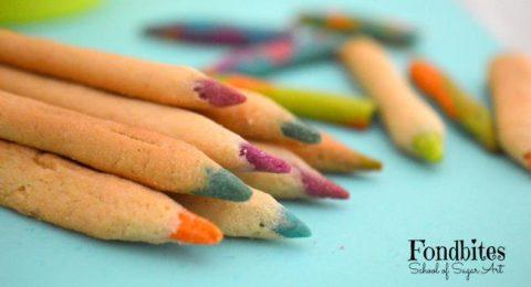 Bake Along #97 – Color Pencil Cookies