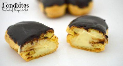 Bake Along #99 – Chocolate Eclairs