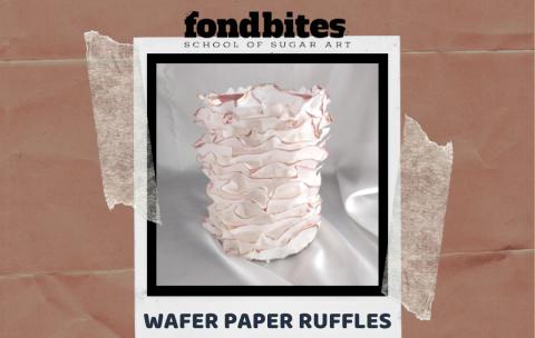 Day16-Wafer Ruffles